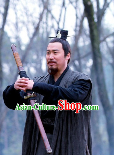 Chinese Taoist Hanfu Dress Clothing National Dress Ancient China Clothing Traditional Chinese Outfit Chinese Costumes for Men
