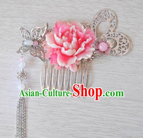 Chinese Traditional Ancient Imperial Hair Sticks Hair Ornaments Chopsticks Gold Hair Pins Hairsticks Oriental Asian Head Jewellery Hair Clips Hair pIeces Hair Style