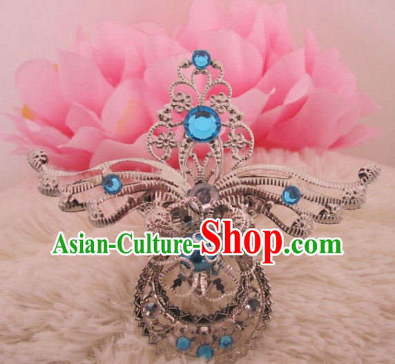 Ancient Chinese Imperial Royal Princess Hair Jewelry