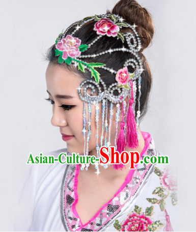 Chinese Traditional Dance Headwear Hair Accessories