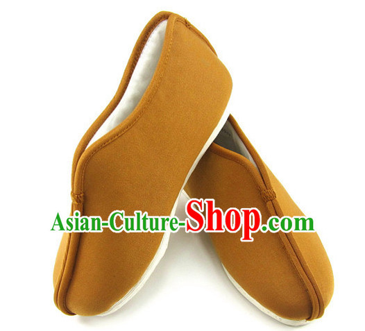 Top Chinese Classic Traditional Kungfu Master Tai Chi Shoes Kung Fu Shoes Martial Arts Boots