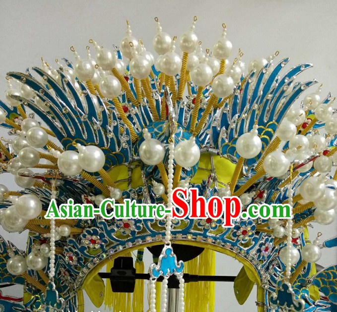 Chinese Traditional Opera Phoenix Coronet for Women