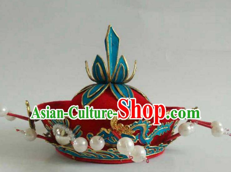 Top Chinese Traditional Opera Hat