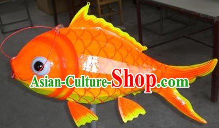 Traditional Chinese Big Celebration Super Big Carp Fish Dance Props
