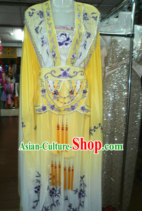 Ancient Chinese Stage Performance Classical Beauty Dance Costumes