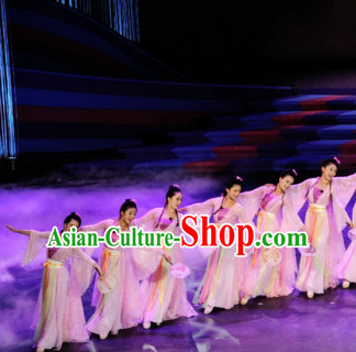 Chinese Classical Dance Costume Folk Dancing Costumes Traditional Chinese Dance Costumes Asian Dancewear Complete Set for Men Boys
