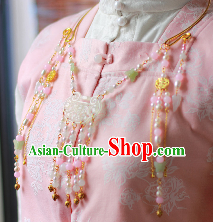 Ancient Chinese Princess Handmade Necklace