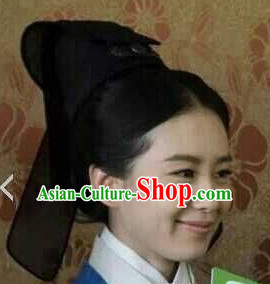 Handmade Chinese Ancient Style Hat Asian Headwear