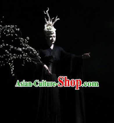 Chinese Professional Stage Performance Dance Costumes