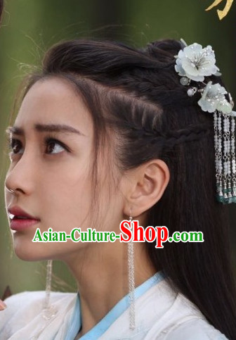 Chinese Ancient Handmade Hair Jewelry for Women