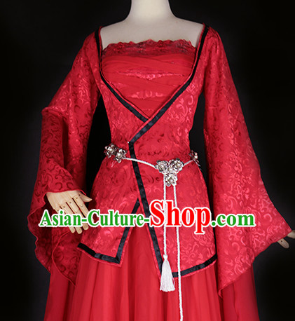 China Princess Costume Chinese Costume Dramas Fairy of China Empresses in the Palace Ancient Han Fu Clothing Complete Set