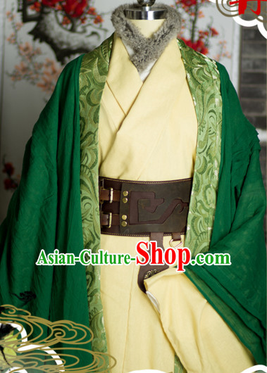 Chinese Themed Clothing Traditional Chinese Prince Clothes Hanfu National Costumes for Men