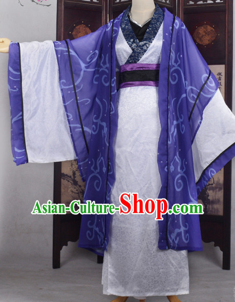 Ancient Chinese Stage Palace Servant Costume National Costume Halloween Costumes Hanfu Chinese Dresses Chinese Clothing