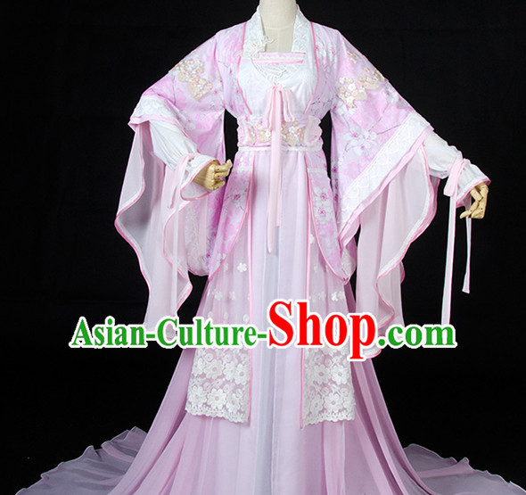 Chinese Ancient Costume Fairy Costumes Stage Play Dramas Drama Costume for Women