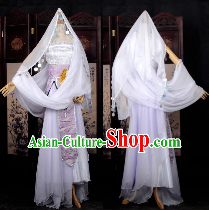 Chinese High Quality Cosplay Costume Cosplay Costumes Complete Set for Women Girls Children Adults