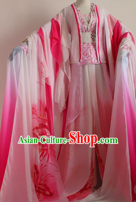 Ancient Chinese Fairy Dresses Hanzhuang Han Fu Han Clothing Traditional Chinese Dress Hanfu National Costume Complete Set for Women
