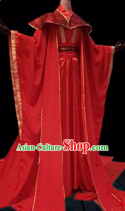 Ancient China Princess Wedding Clothing Traditional Costumes High Quality Chinese National Costume Complete Set for Women