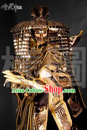 Chinese Ancient Handmade Warrior Hat