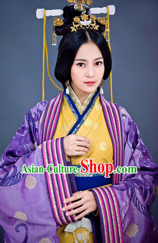 Chinese Ancient Imperial Palace Empress Princess Hairpins Headpieces for Women
