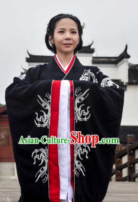 Ancient Chinese Princess Ming Dynasty Dresses Traditional Royal Stage Hanfu Classical Dress National Costumes Clothing and Hair Jewelry Complete Set