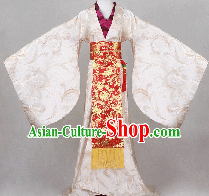 Traditional Chinese Ancient Clothing Han Fu Dresses Beijing Classical China Clothing for Men