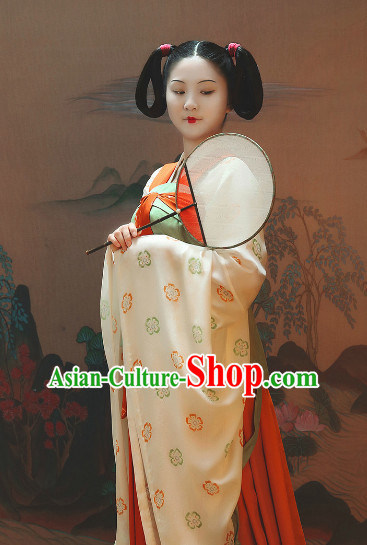 Special Events Ancient Chinese Female Palace Lady Dresses Traditional Royal Stage Hanfu Classical Dress Costumes Clothing