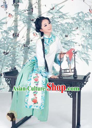 Traditional Ancient Chinese Imperial Princess Consort Costume, Chinese Qing Dynasty Noble Lady Dress, Chinese Manchu Princess Clothing for Women