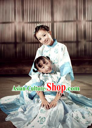 Traditional Ancient Chinese Xiuhe Suit Costume, Chinese Qing Dynasty Palace Lady Dress, Cosplay Chinese Imperial Princess Clothing Hanfu for Women