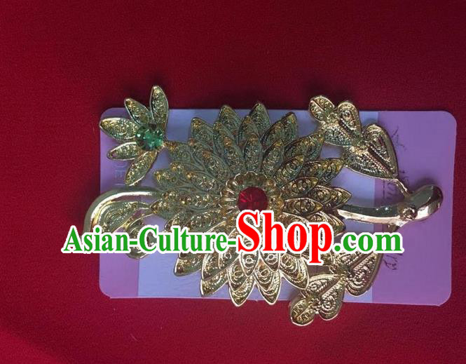 Traditional Traditional Thailand Jewelry Accessories, Southeast Asia Thai Brooch for Women