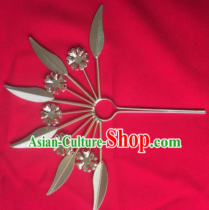 Traditional Traditional Thailand Hair Jewelry Accessories, Southeast Asia Thai Hairpins for Women