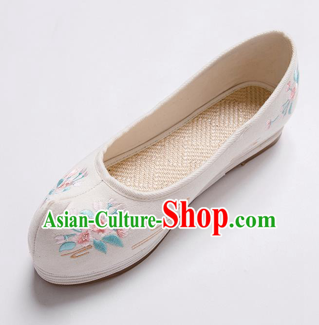 Chinese Shoes Wedding Shoes Opera Shoes Hanfu Shoes Embroidered Shoes for Women