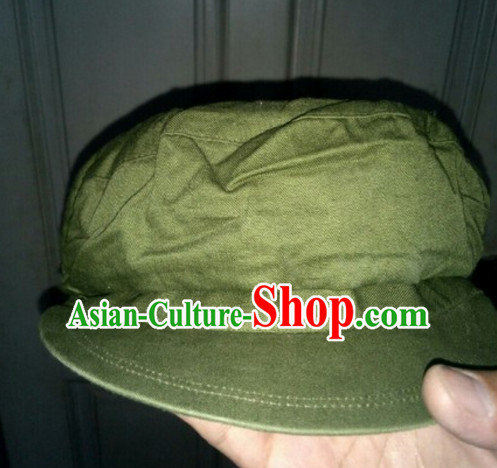 Traditional Chinese Classical Style Handmade Old Hat