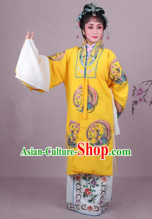 Top Grade Professional Beijing Opera Female Role Costume Imperial Concubine Embroidered Cape, Traditional Ancient Chinese Peking Opera Diva Embroidery Clothing