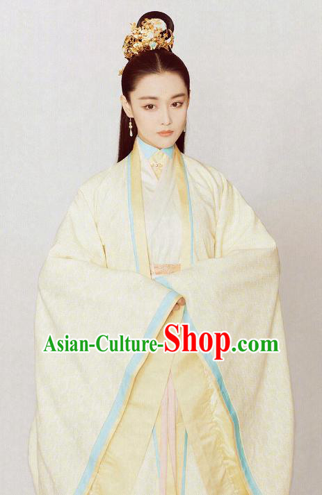 Traditional Chinese Song Dynasty Imperial Concubine Embroidered Costume Ancient Palace Lady Hanfu Clothing for Women