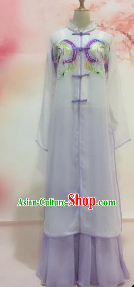 Chinese Traditional Classical Dance Costume Ancient Ming Dynasty Imperial Consort Embroidered Hanfu Dress for Women