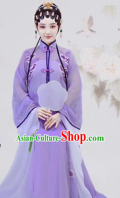 Traditional Chinese Ancient Beijing Opera Imperial Consort Costumes and Headpiece for Women