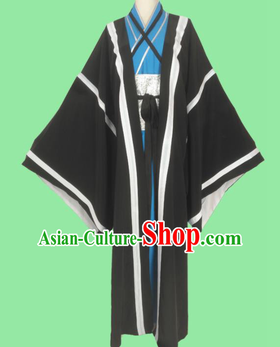 Chinese Traditional Peking Opera Niche Costumes for Adults