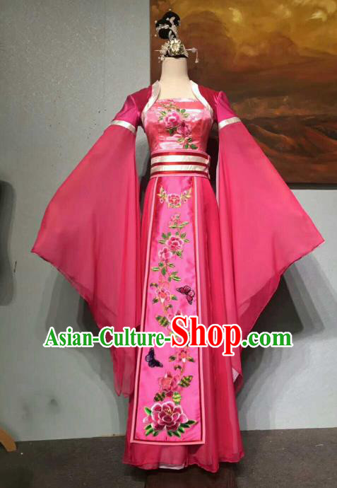 Chinese Traditional Classical Dance Costume Beijing Opera Ancient Peri Dance Dress for Women