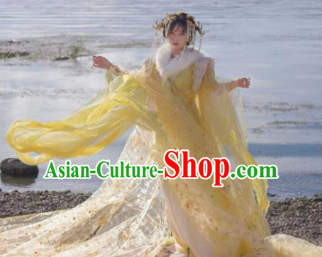 Ancient Chinese Cosplay Costume Chinese Shoes Traditional China Swordsman Clothing and Jewelry Accessories