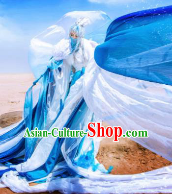 Chinese Ancient Cosplay Swordsman Costumes Traditional Han Dynasty Nobility Childe Clothing for Men