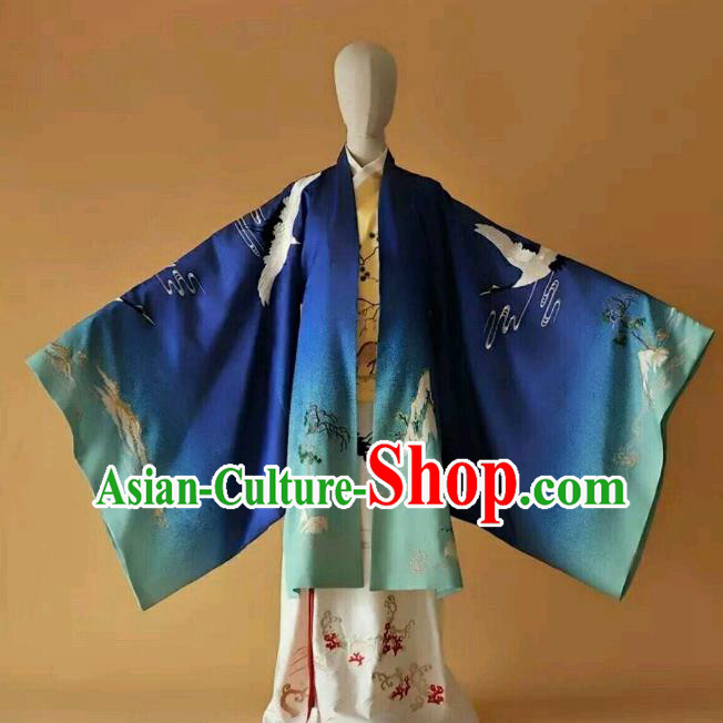 Ancient Chinese Han Dynasty Palace Lady Costume, China Ancient Princess Clothing for Women