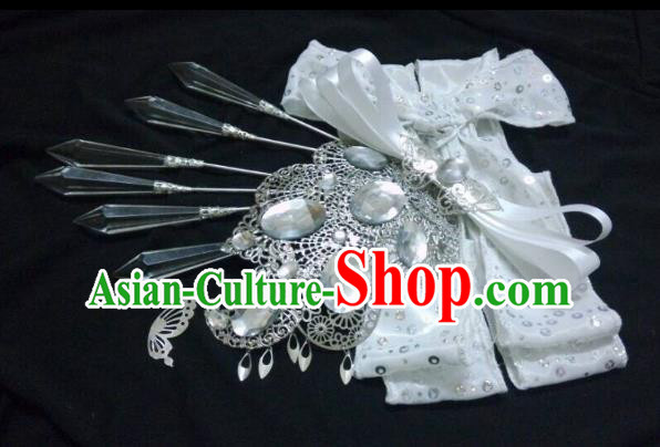 Traditional China Ancient Cosplay Princess Hair Accessories Hair Stick for Women