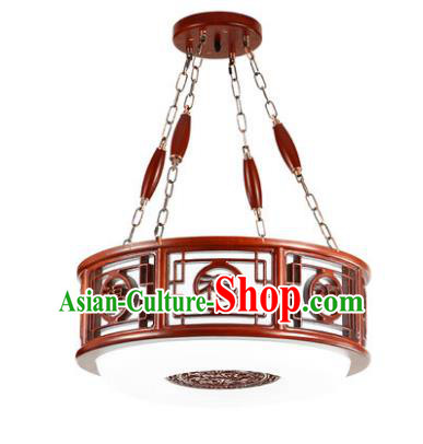 Traditional Chinese Wood Hanging Lanterns Ancient Handmade Lantern Ancient Lamp