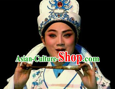 Traditional Chinese Beijing Opera Scholar Hats Peking Opera Niche Headwear