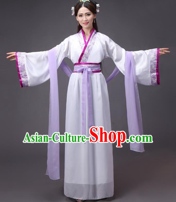 China Song Dynasty Palace Princess Costume Ancient Fairy Dress Clothing for Women