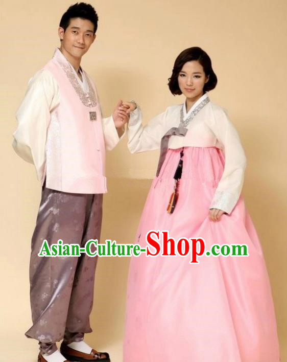 Traditional Korean Costumes Ancient Korean Male Hanbok Bridegroom Costumes for Men
