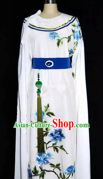 Top Grade Chinese Beijing Opera Embroidered Robe Peking Opera Niche Costume for Adults