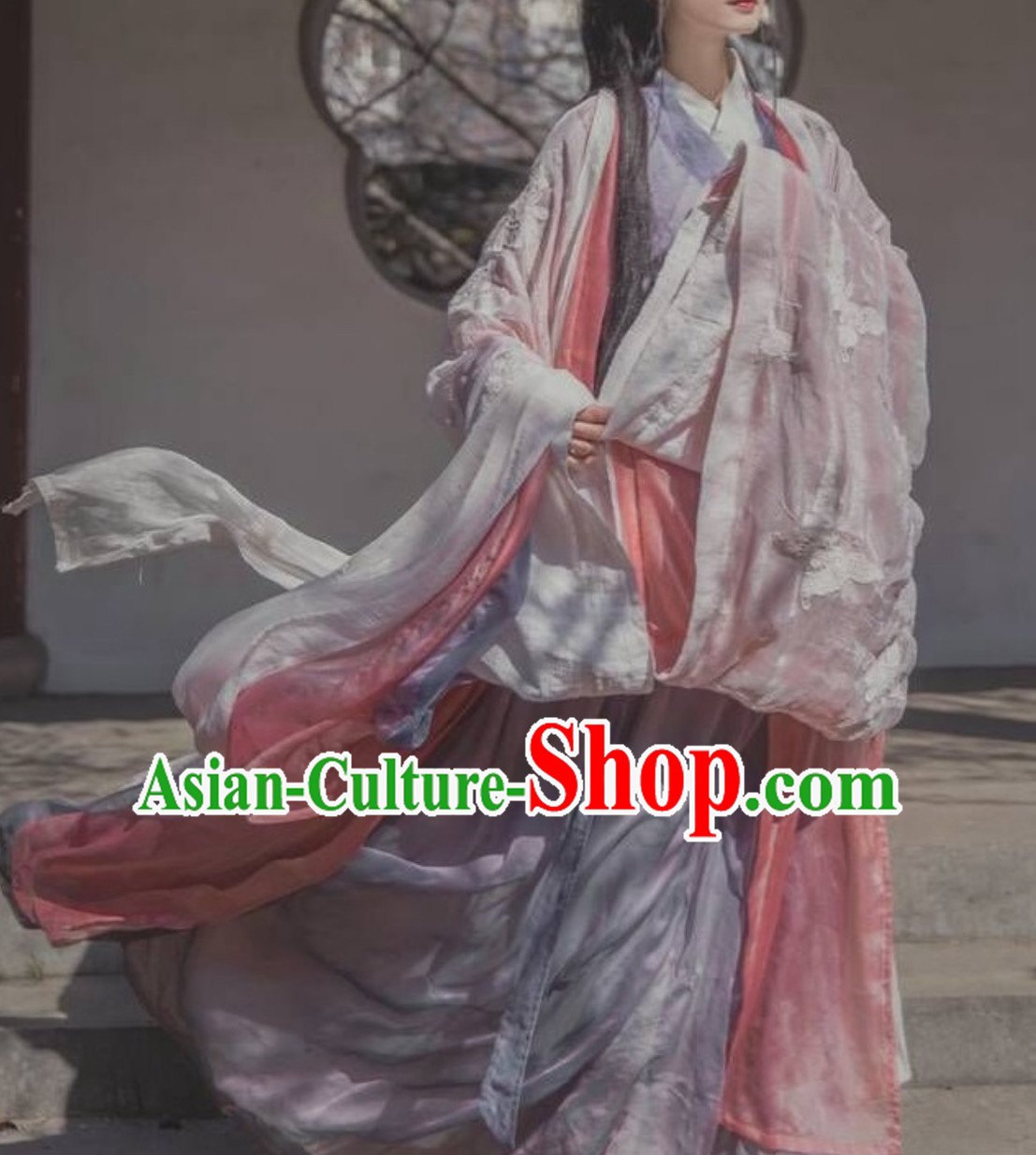 Top Traditional Hanfu Clothing Daxiushan Formal Wear of Royal Chinese Women