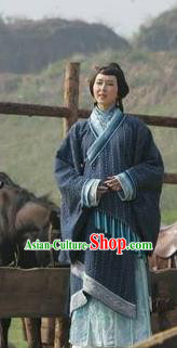 Ancient Chinese Spring and Autumn Period Countess Replica Costume for Women