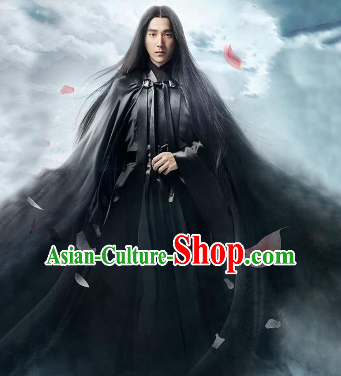 Chinese Han clothing Hanzhuang TV Drama Once Upon a Time Historical Hanfu Dress for Men